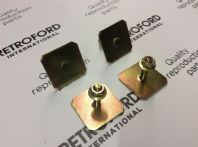 Ford Granada MK1 New Genuine Ford moulding studs x4